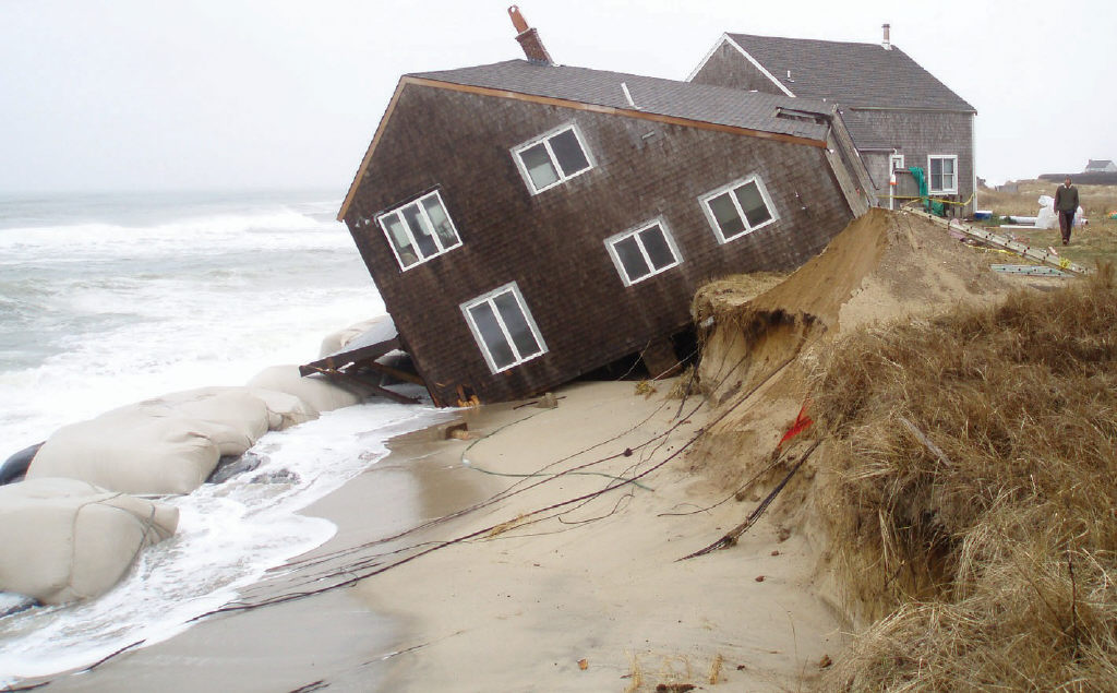 The Battle With Beach Erosion Island Life